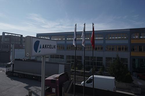 Geschäftsaufnahme des Distributionszentrums in Konya