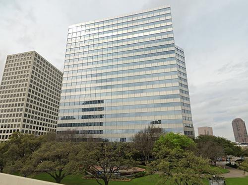 Eröffnung des Verkaufsbüros in Houston, Amerika