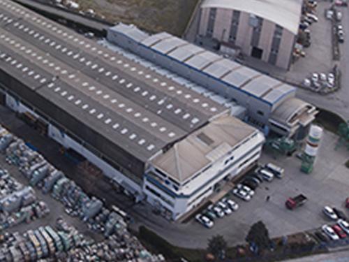 Geschäftsaufnahme des Distributionszentrums auf der europäischen Seite von Istanbul